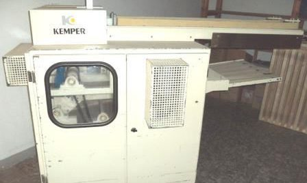 Kopfmaschine Kemper Quadro