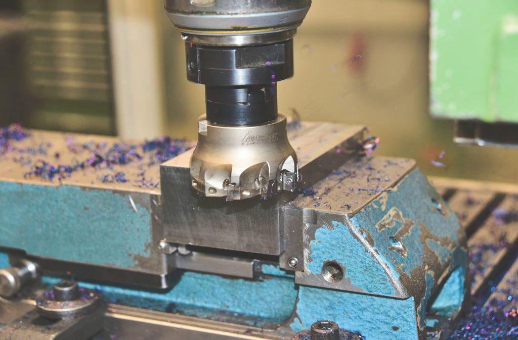 Beispielbild CNC Maschine