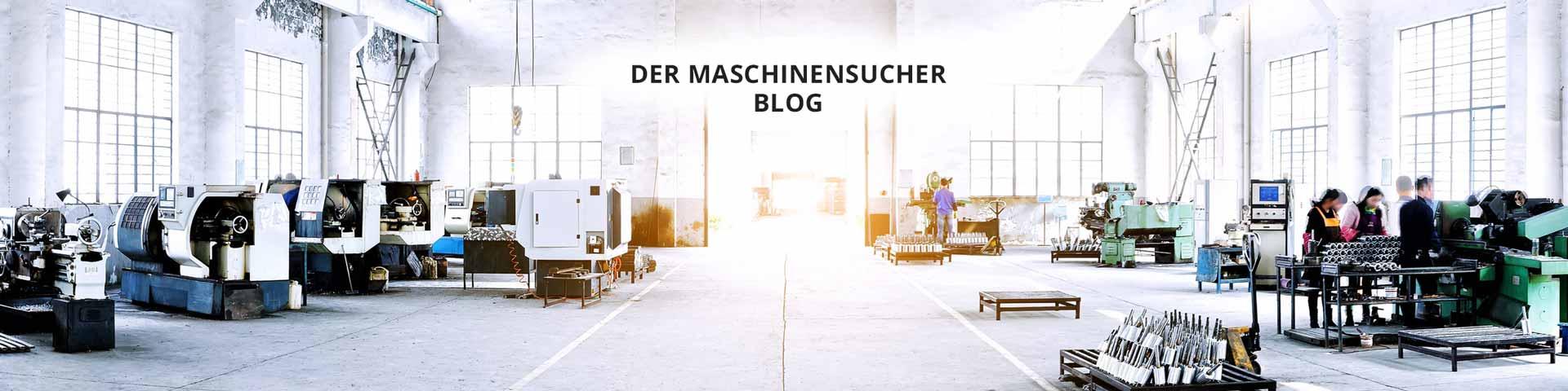 Maschinensucher Blog