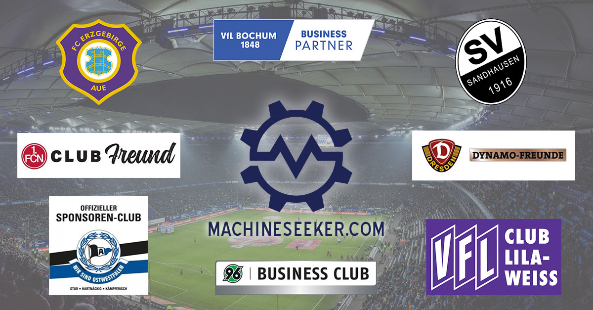 Maschinensucher De Wird Grosster Sponsor Der 2 Bundesliga