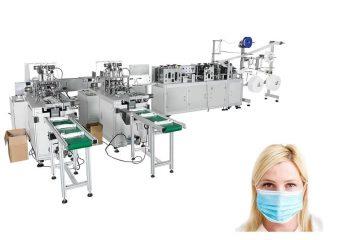 Elektrospeed Maskenmaschine