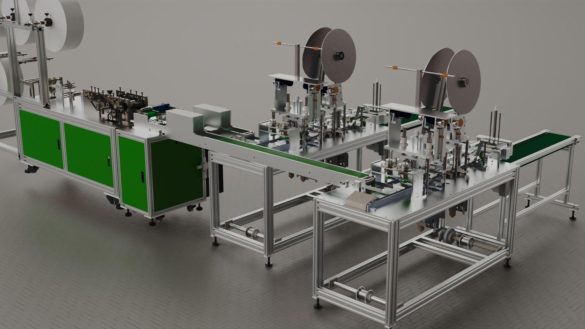 MBL Maschinenbau Masken Produktion