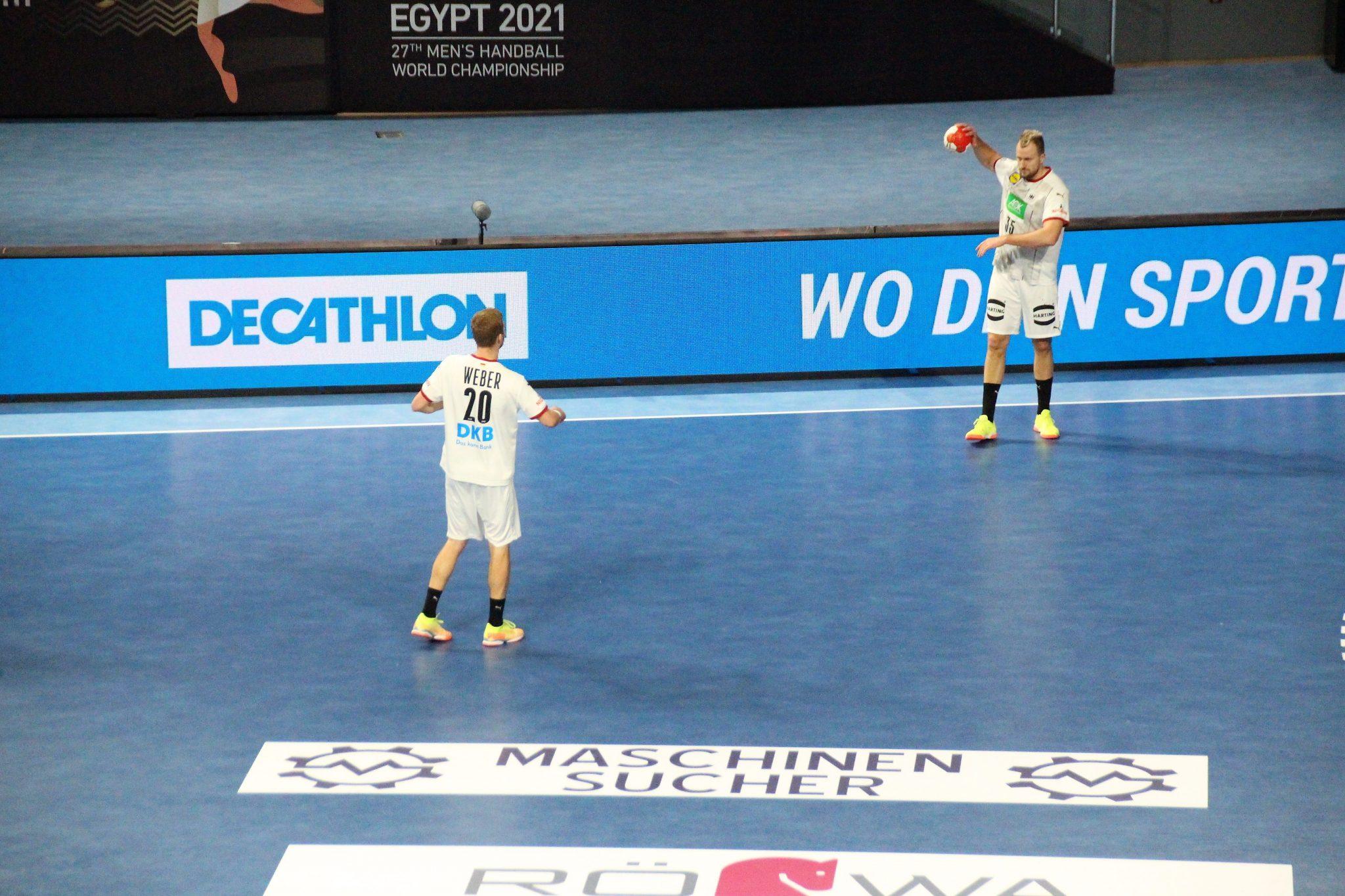 Maschinensucher Handball WM