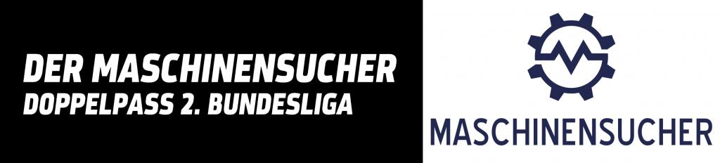 Maschinensucher Doppelpass 2. Bundesliga